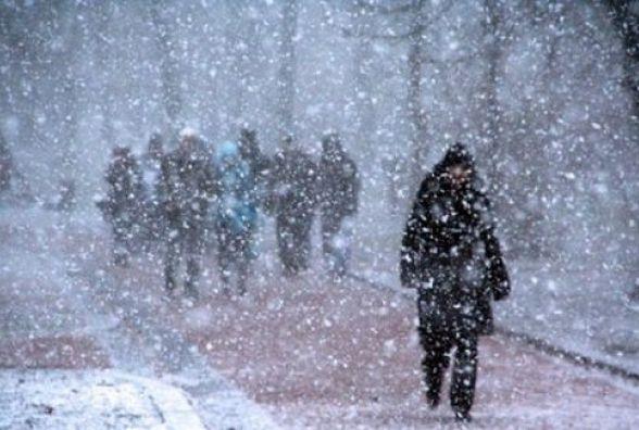 В Україні оголошено штормове попередження. Якою буде погода у Кам'янці 27 лютого