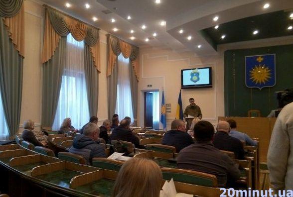 У Кам'янці обговорили деталі створення реабілітаційного центру для бійців АТО