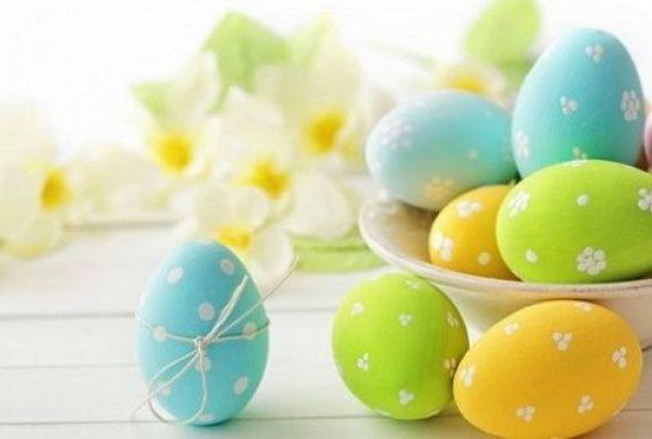 Вихідні на Великдень: скільки кам'янчани відпочиватимуть у квітні