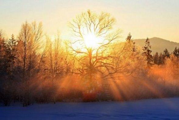 На вихідні антициклон принесе сонячну погоду до Кам'янця