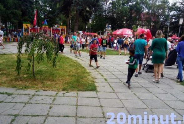 На вихідні у Кам'янці відбудеться свято морозива для дітей