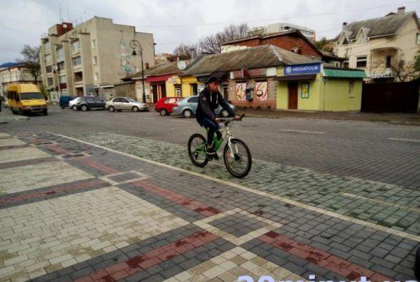 Де і за скільки можна взяти на прокат велосипед у Кам'янці?