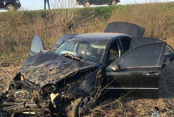Неподалік Кам'янця в дорожній аварії загинула 40-річна жінка