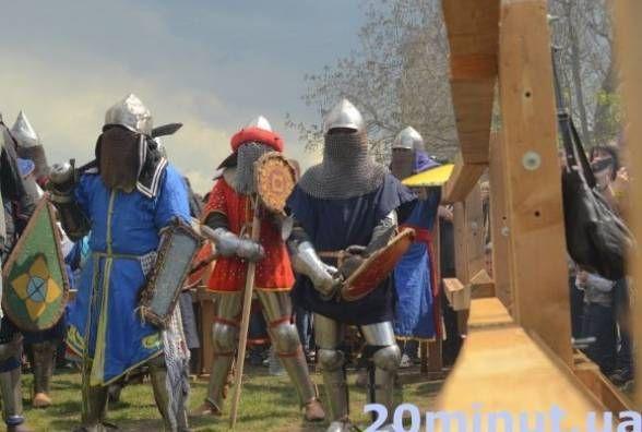 Кам'янець готується до встановлення нового рекорду України