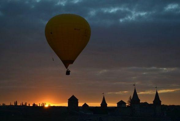 У Кам'янці планують новий рекорд України: люди сформують герб міста