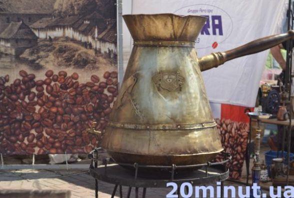 Кам'янець – столиця кави. Програма фестивалю ароматного напою