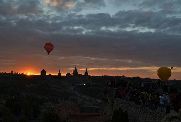 Над Кам'янцем на вихідні у небо здіймуться повітряні кулі (Програма фестивалю)