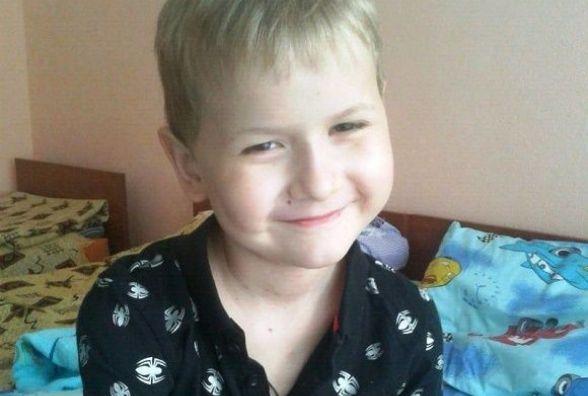 8-річному Денису із Кам'янця терміново необхідна операція вартістю 125 тисяч доларів