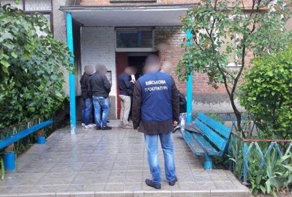 У Кам'янці-Подільському на хабарі спіймали начальника слідчого підрозділу (ФОТО)