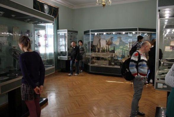 Квест та інтерактивна панель: у Кам'янці відбулась «Європейська ніч музеїв»