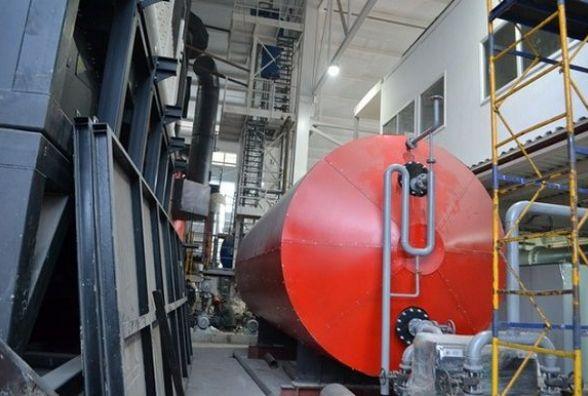 Через місяць у Кам'янці розпочне роботу перша в Україні теплоелектростанція на біомасі
