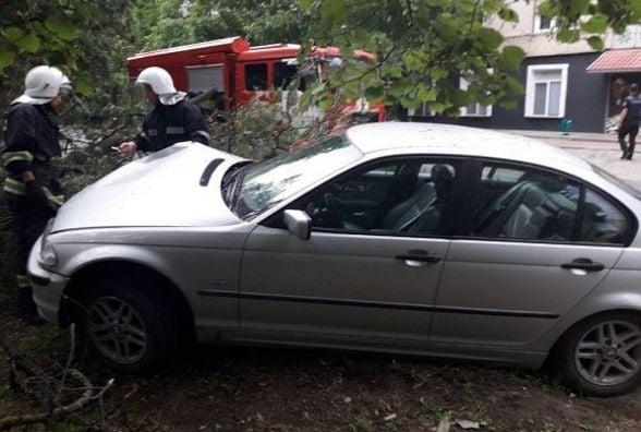 Керування у нетверезому стані та травмована пасажирка: у Кам'янці сталося два ДТП (ФОТО)