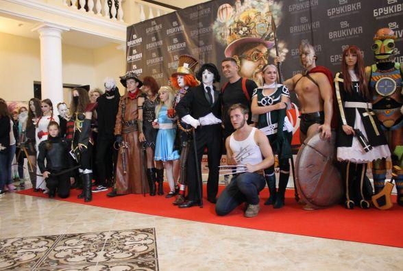 Кіно, ігри, воркшопи та видовищний косплей: у Кам'янці відбулася «Бруківка» (ФОТОРЕПОРТАЖ)