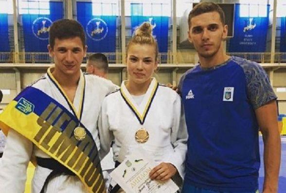 Студенти Кам'янця стали призерами Кубку України з дзюдо