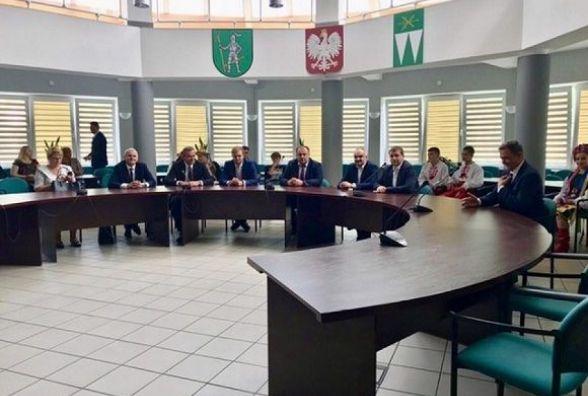 Кам'янець підписав угоду про співпрацю з польським містом Влодава
