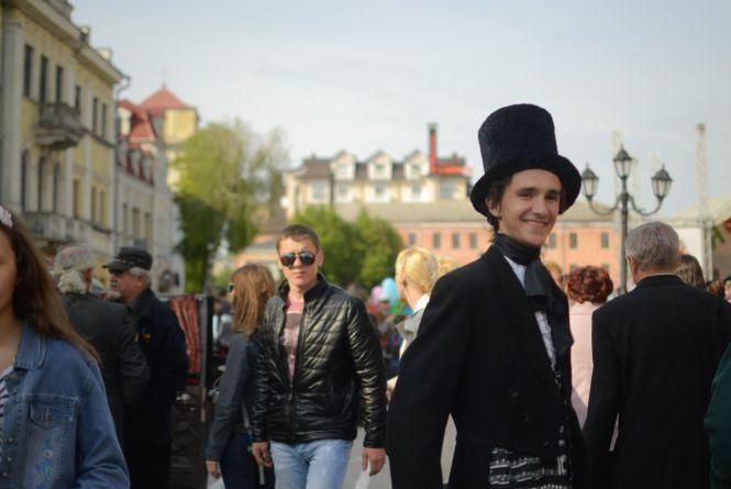 У Кам'янці - Подільському відкрили туристичний сезон