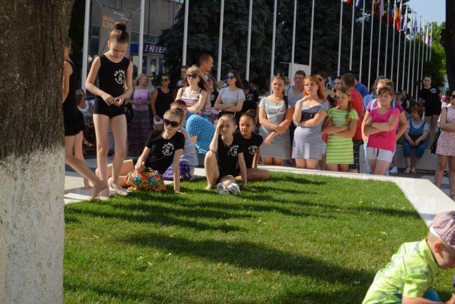 Кам'янець святкує День молоді