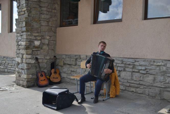 У Кам'янці-Подільському пройшов  дебютний фестиваль вуличної музики
