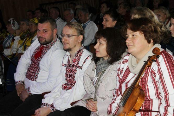 У Кам'янці фестиваль «Родослав» зібрав мистецькі родини