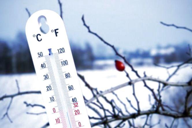 Метеорологічна ситуація у Кам'янці-Подільському - 3 січня