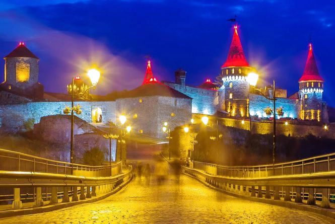 Кам'янець потрапив до «п'ятірки» найліпших міст для святкування Різдва