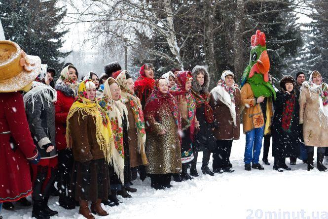 Поки Кам'янець замітає снігом, місто колядує! (ФОТО, ВІДЕО)