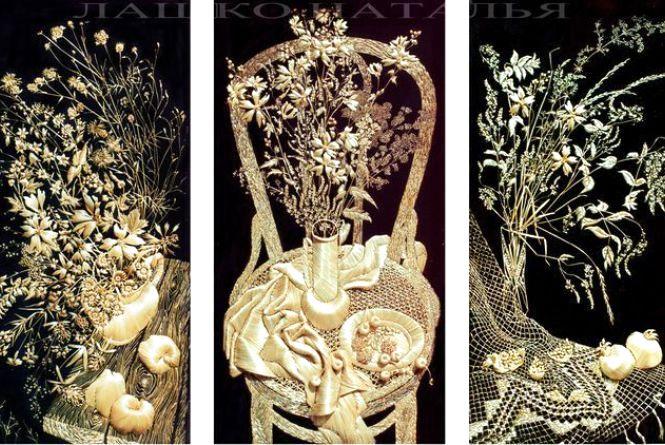 У Кам'янці – Подільському відкриють виставку картин із соломи