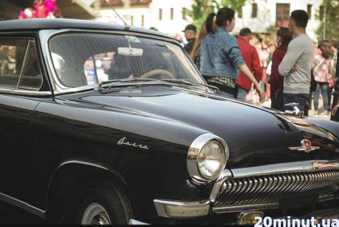 Влітку у Кам'янці планують провести «Ретрофест-2017». Реєстрація учасників уже стартувала