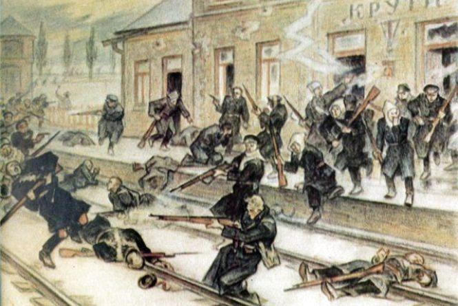 Кам'янчан запрошують на кіноперегляд стрічки про бій під «Крутами»