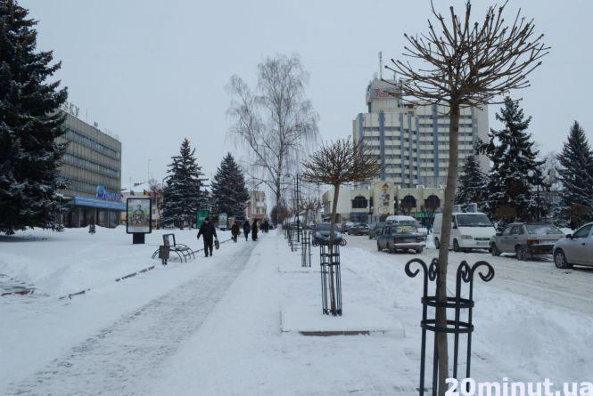 Прогноз погоди у Кам'янці на 9 лютого