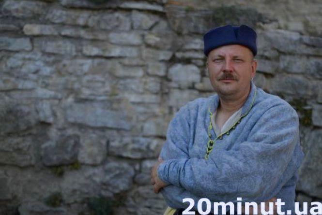 Директором Кам'янець - Подільського музею став Олександр Заремба