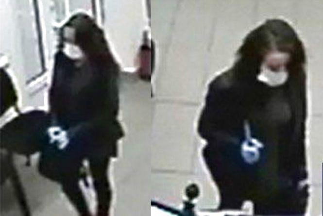 У Кам'янці дівчина пограбувала кредитну спілку. Розбійниця винесла майже 15 тисяч гривень (ФОТО)