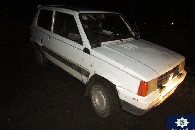 Кам'янчанин украв машину, аби покатати на ній друзів (ФОТО)