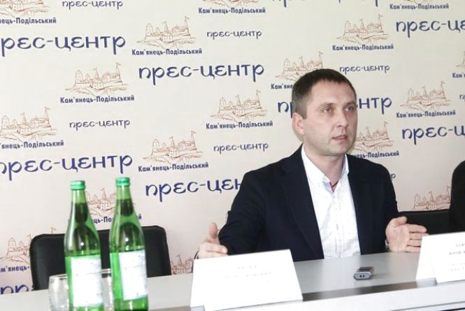 До Кам'янця завітав заступник Міністра інфраструктури України