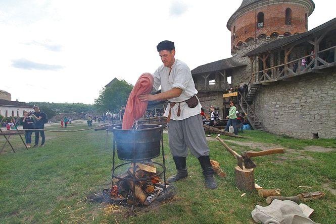 У Кам'янці пройде фестиваль «Археологічний пікнік»