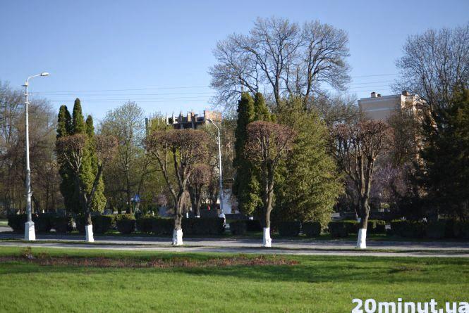 Прогноз погоди у Кам'янці - Подільському на 12 квітня