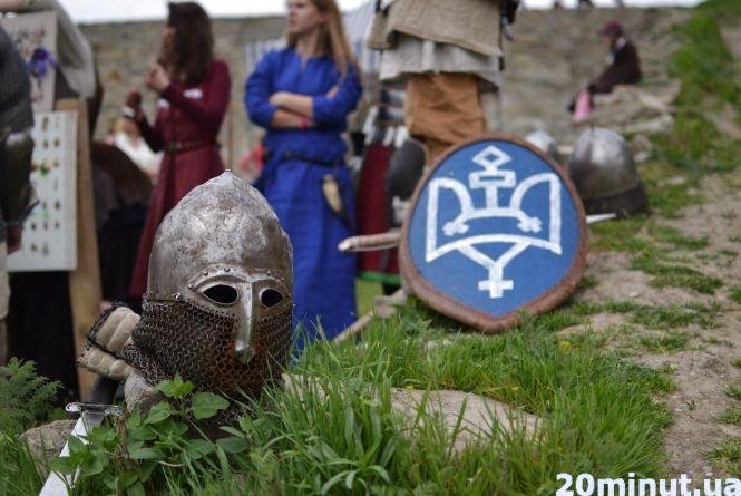 Кам'янець середньовічний. У місті стартував фестиваль «Форпост» (ФОТО)