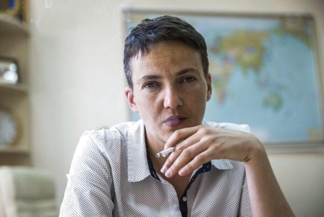 11 травня народилася Надія Савченко