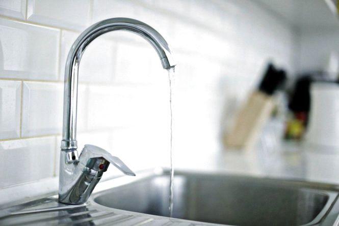 У Кам'янці зросли тарифи на холодну воду і водовідведення