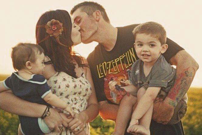 15 травня - Міжнародний день сім'ї