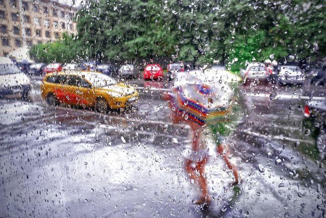 У четвер 25 травня кам'янчанам обіцяють дощ