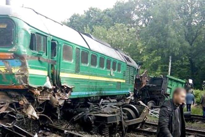 Розглядають дві причини аварїі на залізниці під Кам'янцем