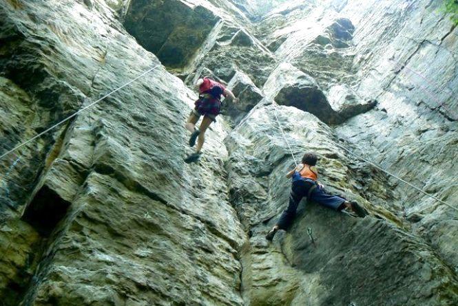У Кам'янці відбудуться юнацькі змагання зі скелелазіння