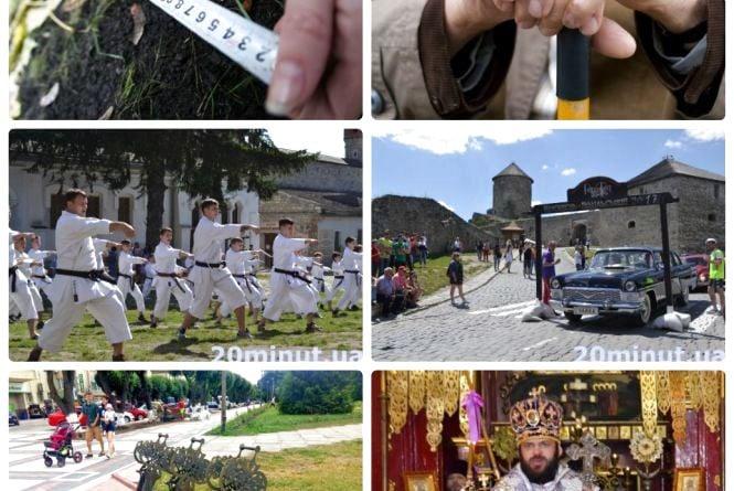 Події у Кам'янці – Подільському, які ви могли пропустити: ТОП-6 новин  тижня