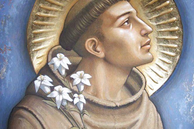 13 червня - католицький день Святого Антонія