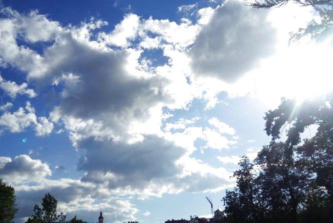 П'ятниця у Кам'янці буде сонячною