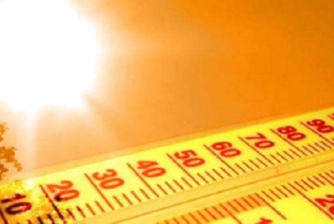 До Кам'янця насувається рекордна спека