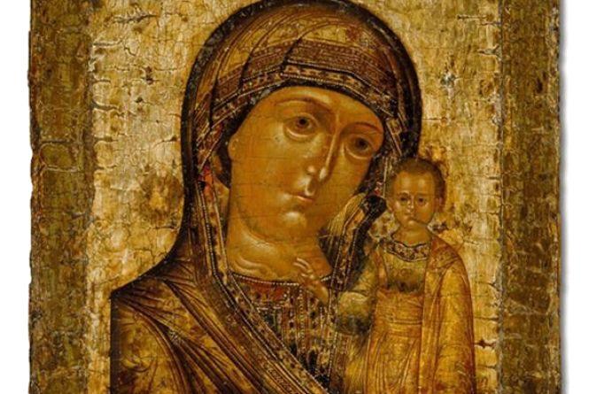 21 липня - свято Казанської ікони Божої Матері