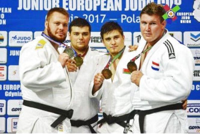 Студент кам'янецького вишу виборов «срібло» на Кубку Європи з дзюдо
