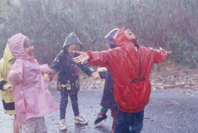 На цей тиждень у Кам'янці передають дощі